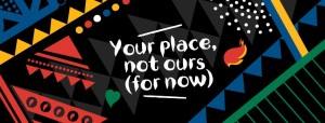 Nandos South Africa Social distancing advert - Your place, not ours (for now)